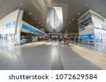 osaka  dec 4   kansai airport... | Shutterstock . vector #1072629584