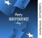 banner or poster of somalia... | Shutterstock .eps vector #1072639871