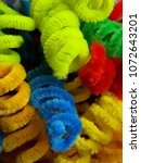 Multicolored Pipe Cleaners  ...