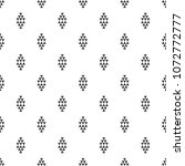seamless black and white aztec... | Shutterstock .eps vector #1072772777