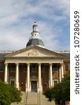 Maryland State Capitol Entranc...