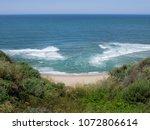 Arial View Of Coastal Rip...