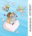 love clouds | Shutterstock . vector #10728247