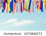 Colorful Bunting Party Flags I...
