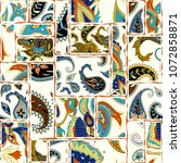 seamless background pattern....   Shutterstock .eps vector #1072858871