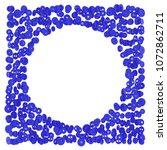 3d illustration. rows of bright ... | Shutterstock . vector #1072862711
