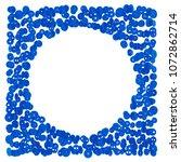 3d illustration. rows of bright ... | Shutterstock . vector #1072862714