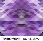 triangle geometric background.... | Shutterstock .eps vector #1072879097
