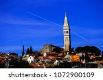 rovinj  croatia   april 15 ... | Shutterstock . vector #1072900109