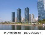 incheon  korea   september 1 ... | Shutterstock . vector #1072906094