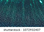futuristic background with... | Shutterstock . vector #1072932407