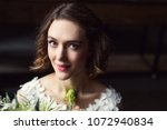 a beautiful portrait of the... | Shutterstock . vector #1072940834