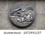 paris  france   january 11 ... | Shutterstock . vector #1072951157