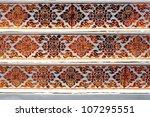 thai art for decorative | Shutterstock . vector #107295551