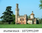 gottolengo  bs  italy   an old... | Shutterstock . vector #1072991249