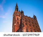 st catherine's church is the... | Shutterstock . vector #1072997969
