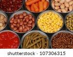 different kinds of vegetables... | Shutterstock . vector #107306315