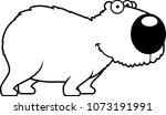 a cartoon illustration of a...   Shutterstock .eps vector #1073191991