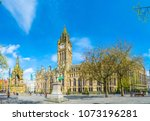 View Town Hall Manchester England - Fine Art prints