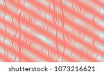 abstract background with 3d... | Shutterstock .eps vector #1073216621