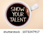 handwriting text writing show... | Shutterstock . vector #1073247917