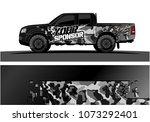 truck graphic vector design....   Shutterstock .eps vector #1073292401
