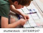 berlin  germany   april 20 ... | Shutterstock . vector #1073309147