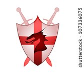 Crossed Swords  Dragon And...