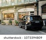 strasbourg  france   13 mar ...   Shutterstock . vector #1073394809