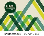 abstract web design background... | Shutterstock .eps vector #107342111