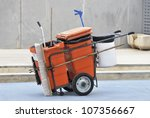 Street Cleaner Tools In An...