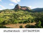 landscape near samaipata ... | Shutterstock . vector #1073639534
