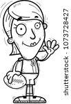 a cartoon illustration of a... | Shutterstock .eps vector #1073728427