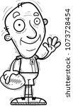 a cartoon illustration of a... | Shutterstock .eps vector #1073728454