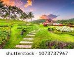 chiang mai  thailand at royal... | Shutterstock . vector #1073737967