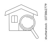 buying home symbol | Shutterstock .eps vector #1073862779