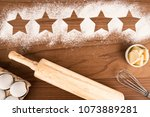 five star product quality... | Shutterstock . vector #1073889281