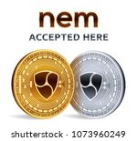 nem. accepted sign emblem.... | Shutterstock .eps vector #1073960249