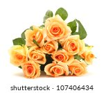 Beautiful Bouquet Of Roses...