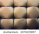 leather sofa texture background   Shutterstock . vector #1074225857