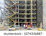 Building Under Construction ...