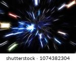 abstract background with... | Shutterstock . vector #1074382304
