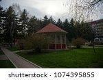 essentuki  stavropol   russia   ... | Shutterstock . vector #1074395855