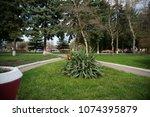 essentuki  stavropol   russia   ... | Shutterstock . vector #1074395879