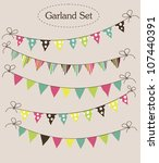 Vintage Garland Collection....