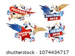 football background sport place ... | Shutterstock .eps vector #1074434717