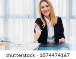 job hiring. employment... | Shutterstock . vector #1074474167