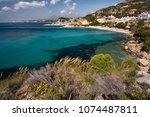 20 04 2018   altea costa blanca ...   Shutterstock . vector #1074487811