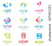 illustration of icons for...   Shutterstock . vector #107451251