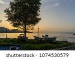 thassos  greece   april 4  2016 ...   Shutterstock . vector #1074530579